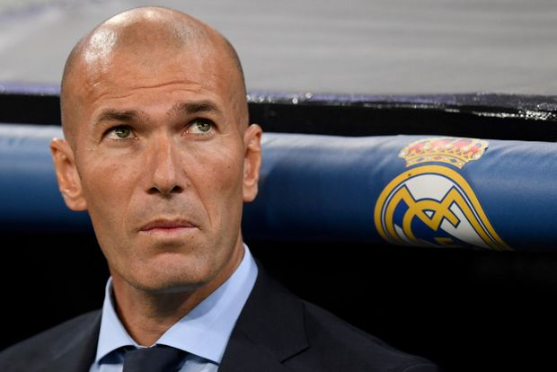 Zidane, l'an III au Real Madrid