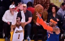 Carmelo Anthony quitte les New York Knicks pour le Thunder d'Oklahoma
