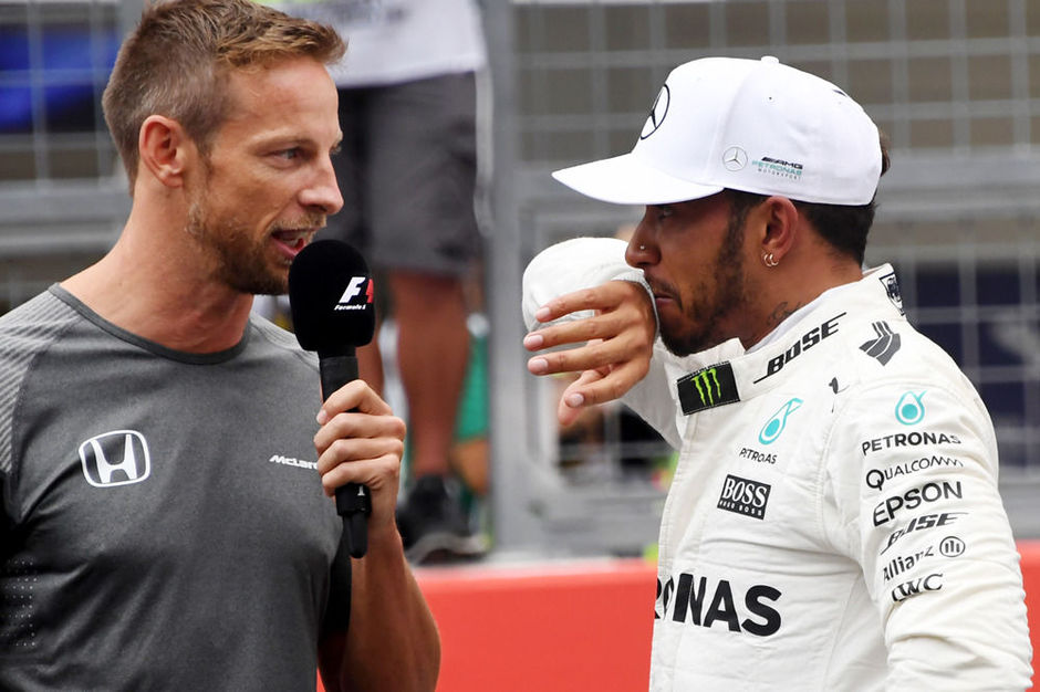 Button trouve Hamilton... bizarre