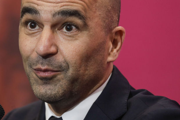 Roberto Martinez enthousiaste après le tirage au sort de la Ligue des Nations