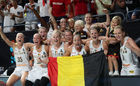 Héroïques, les Belgian Cats battent la France et filent en demi-finales