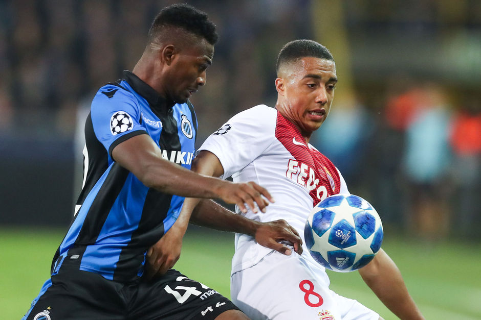 Champion's League: Bruges prend son premier point face à l'AS Monaco