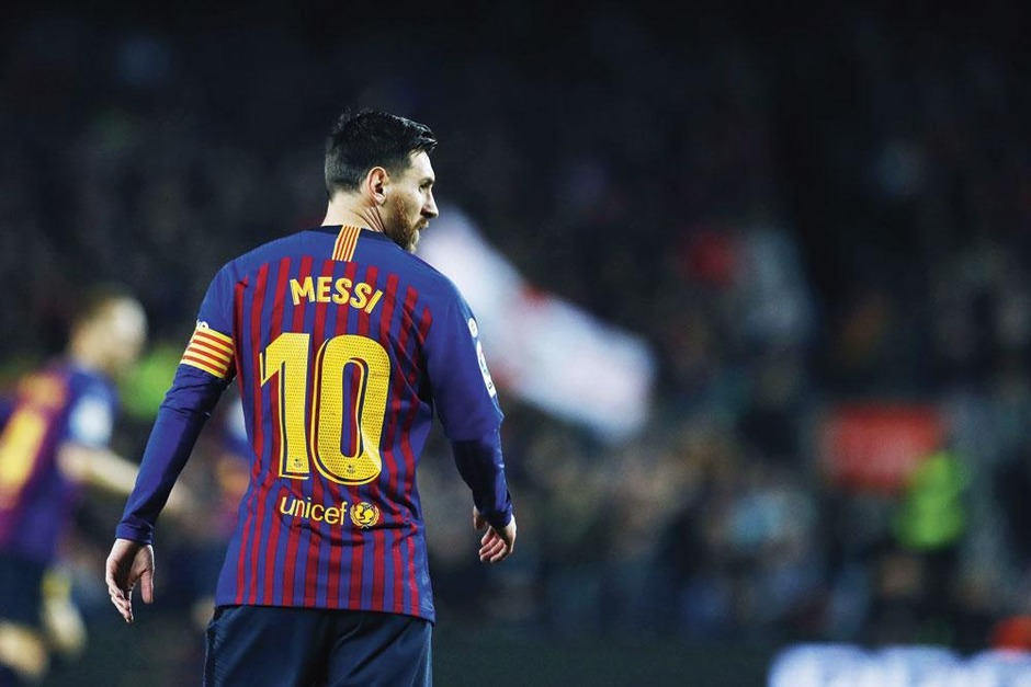 A Barcelone, tout repose toujours sur Messi