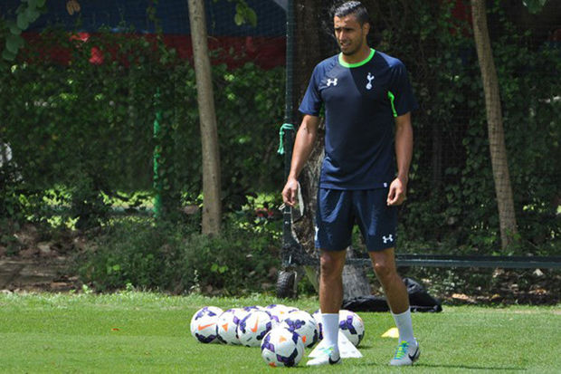 Maillot THIRD AS Monaco Nacer CHADLI