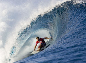 Dix clichés forts d'Andy Irons (1978-2002)