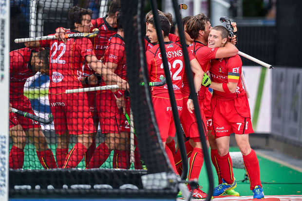 World League Hockey: les Red Lions vont en quart de finales !