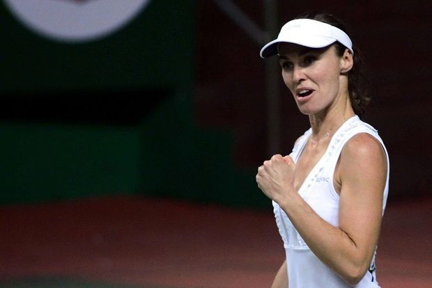 Hingis-Federer: un duo en or?