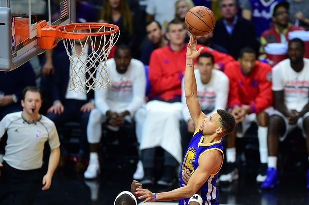 Golden State en route vers les records
