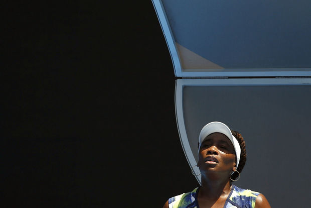 Open d'Australie: le tournoi perd sa doyenne, Venus Williams
