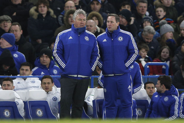 Chelsea libéré par Hiddink ?