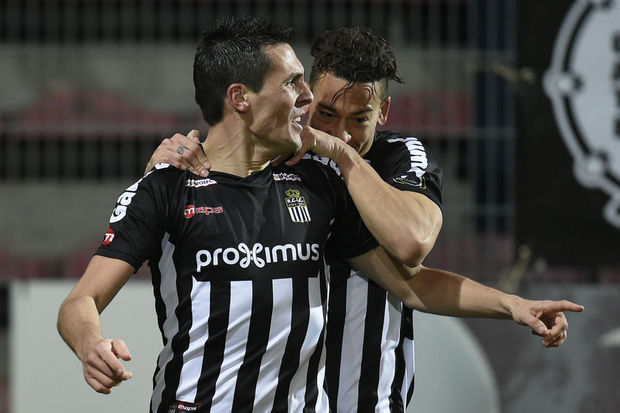 Jupiler Pro League: Battu sur penalty par Waasland-Beveren (2-3), Charleroi recule en 8e position