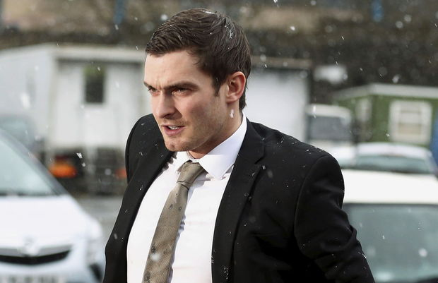 Six ans de prison pour Adam Johnson