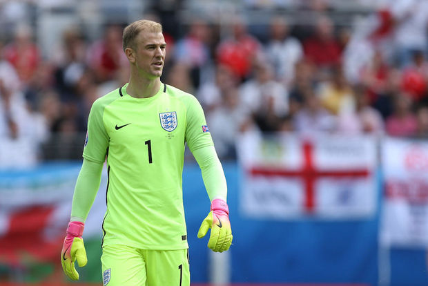 Angleterre - Slovaquie: Joe Hart sous tension