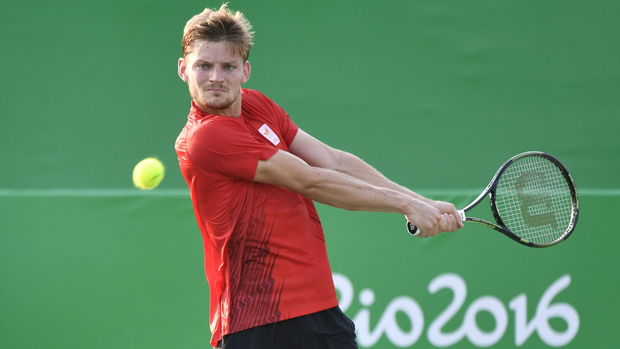David Goffin éliminé