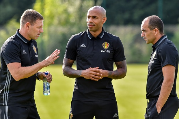 Thierry Henry verse son salaire à des oeuvres