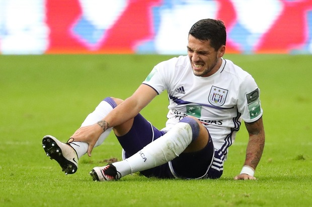 Anderlecht, physiquement mal en point