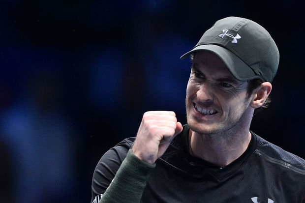 Andy Murray gagne son 1er Masters face à Djokovic