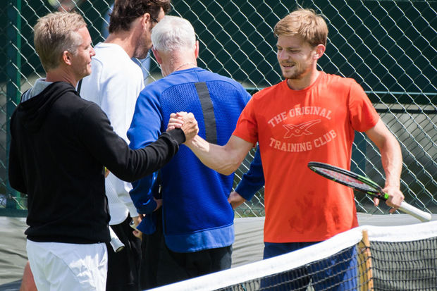 David Goffin se sépare de Thomas Johansson