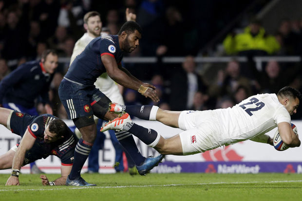 Tournoi des Six nations : L'Angleterre bat la France sur le fil