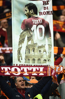 Francesco Totti, AFP
