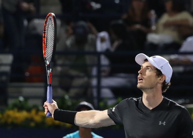 Andy Murray absent contre la France en quarts