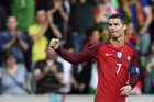 CR7: 71e but international et un aéroport à son nom
