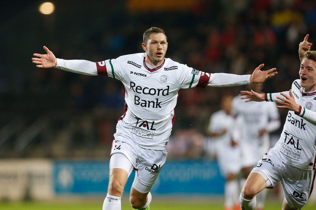 Play-off 1 : Ostende arrache le partage face à Zulte Waregem (1-1)
