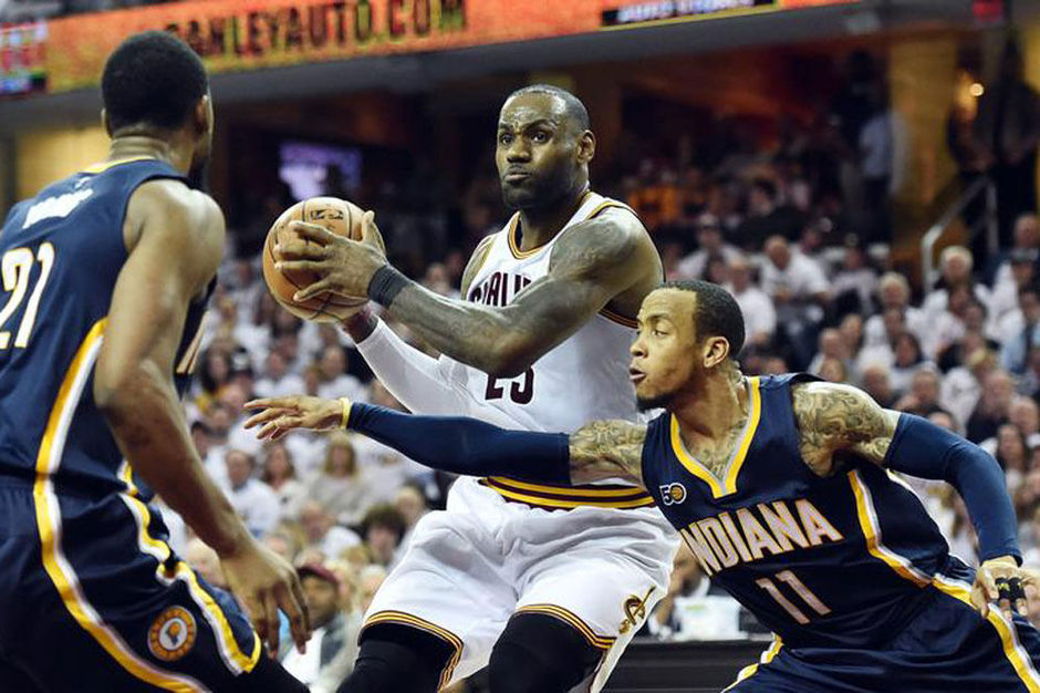 NBA Night (Play-Offs): Cleveland et San Antonio assurent et se rassurent (Vidéos)