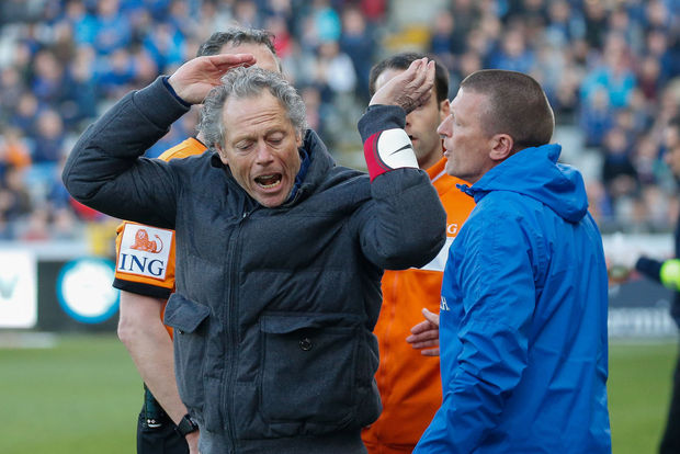Bruges demande vainement le report de l'affaire Preud'Homme