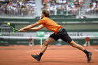 David Goffin se qualifie pour le 2e tour à Roland Garros