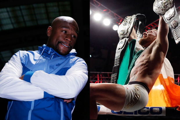 """Ridicule"" le combat Mayweather/McGregor?"
