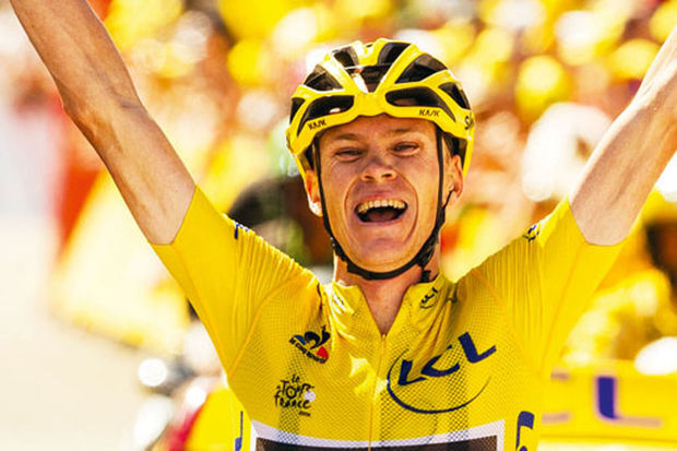 Pourquoi Chris Froome semble-t-il imbattable?