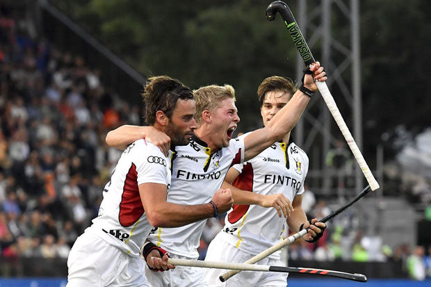 Hockey: Les Red Lions balayent les Pays-Bas (5-0)