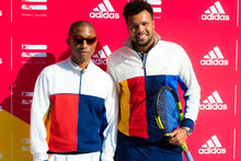 Pharrell Williams et Jo-Wilfried Tsonga