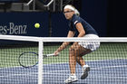 US Open: Kirsten Flipkens sortie par Vesnina, plus de Belges en simple dames