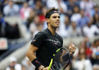 Nadal redevient le boss à New York